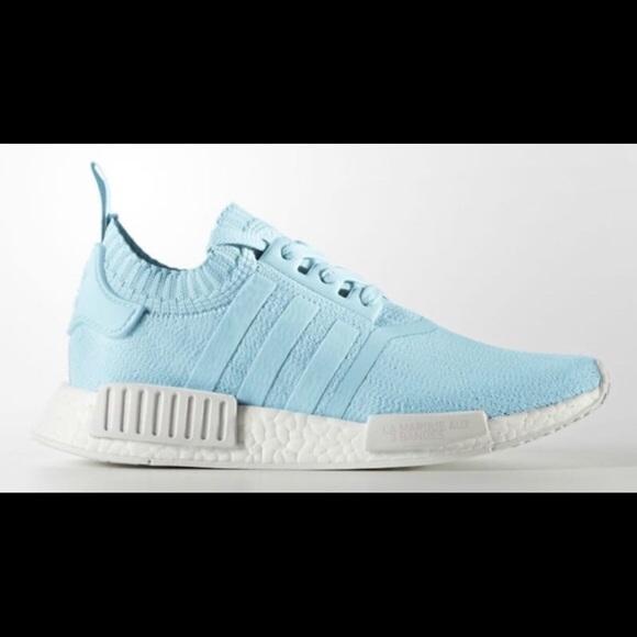 Blue Adidas Running Shoes | Poshmark